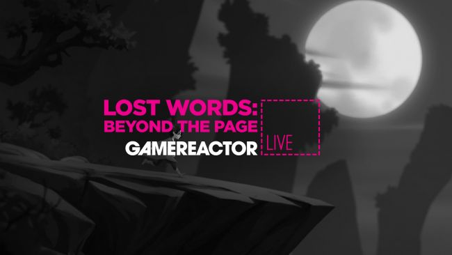 Hoy en GR Live - Lost Words: Beyond the Page