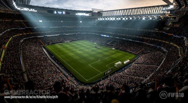 FIFA 18 tendrá al Santiago Bernabéu y al Wanda Metropolitano como estadios de La Liga
