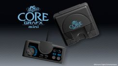 Análisis de PC Engine CoreGrafx Mini