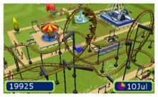 Rollercoaster Tycoon a 3DS