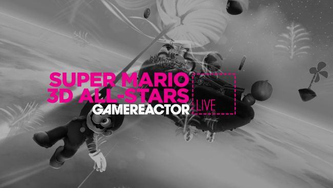 Hoy en GR Live - Super Mario 3D All-Stars