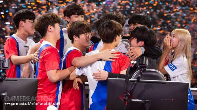 Corea del Sur arrasa en Overwatch World Cup 2018