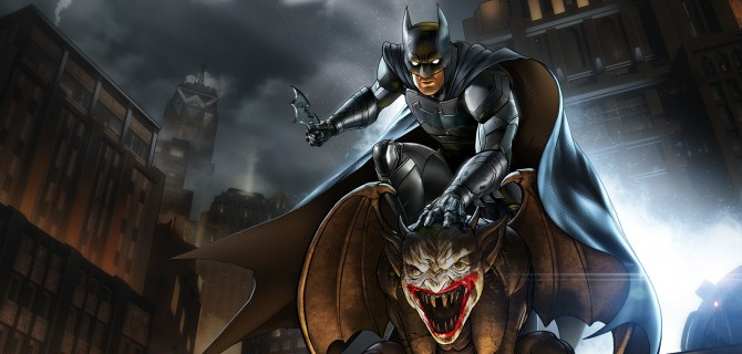 Batman: The Enemy Within - Episodio 1