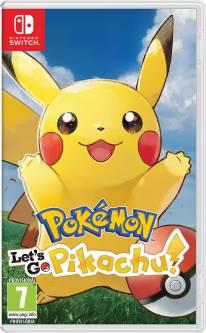 Pokémon: Let's Go Pikachu!/Let's Go Eevee!