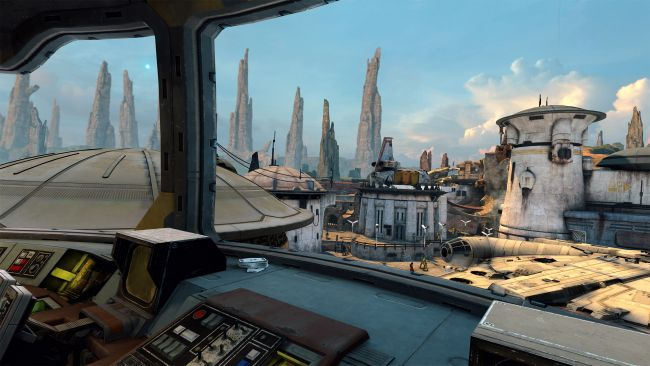 Star Wars: Tales from the Galaxy's Edge (Oculus Quest)