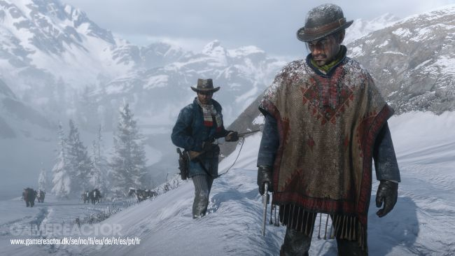 Calma visual, el primer tráiler de Red Dead Redemption 2 PC