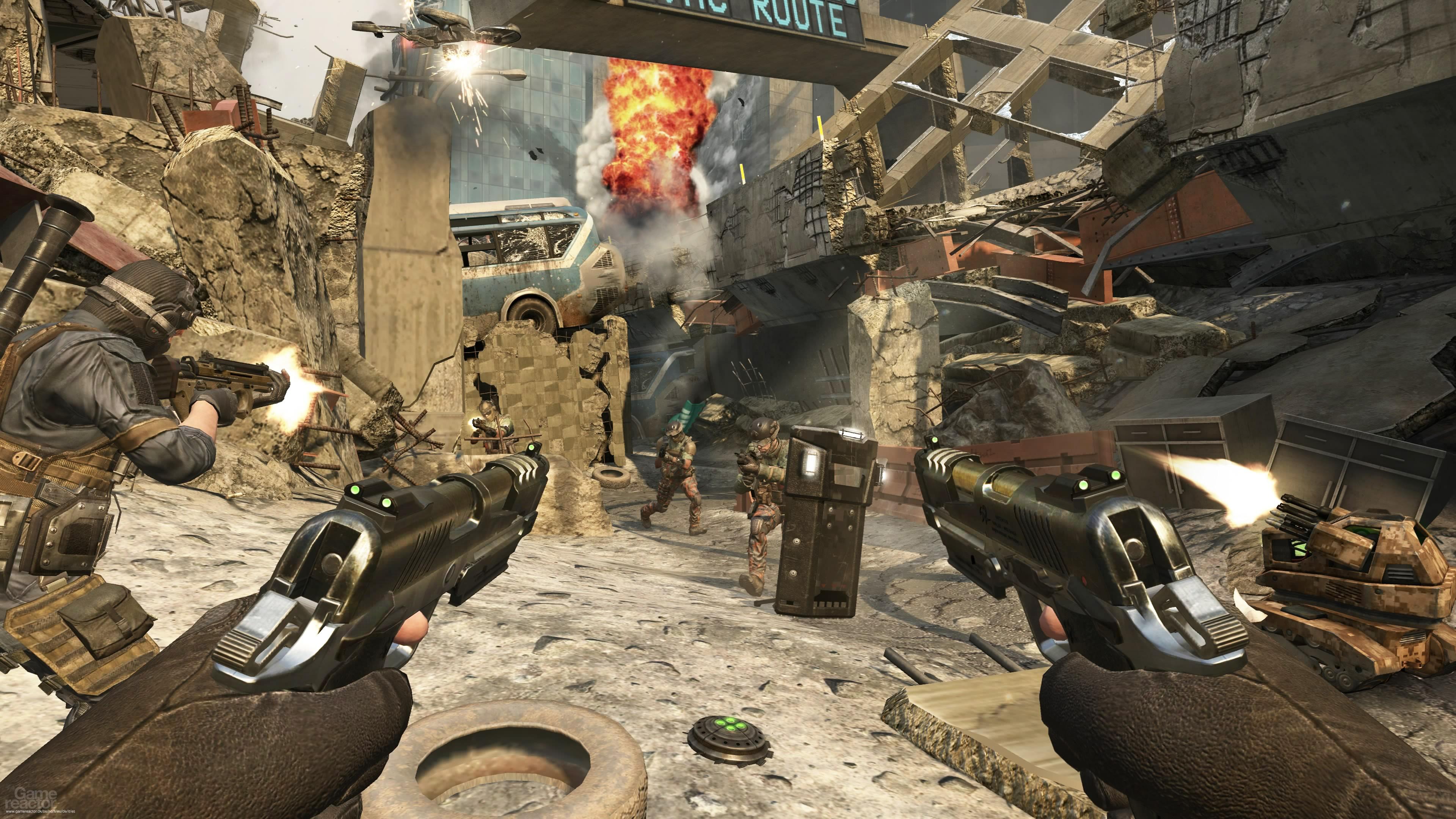 Imágenes de Call of Duty: Black Ops 2 - especial multijugador 7/8