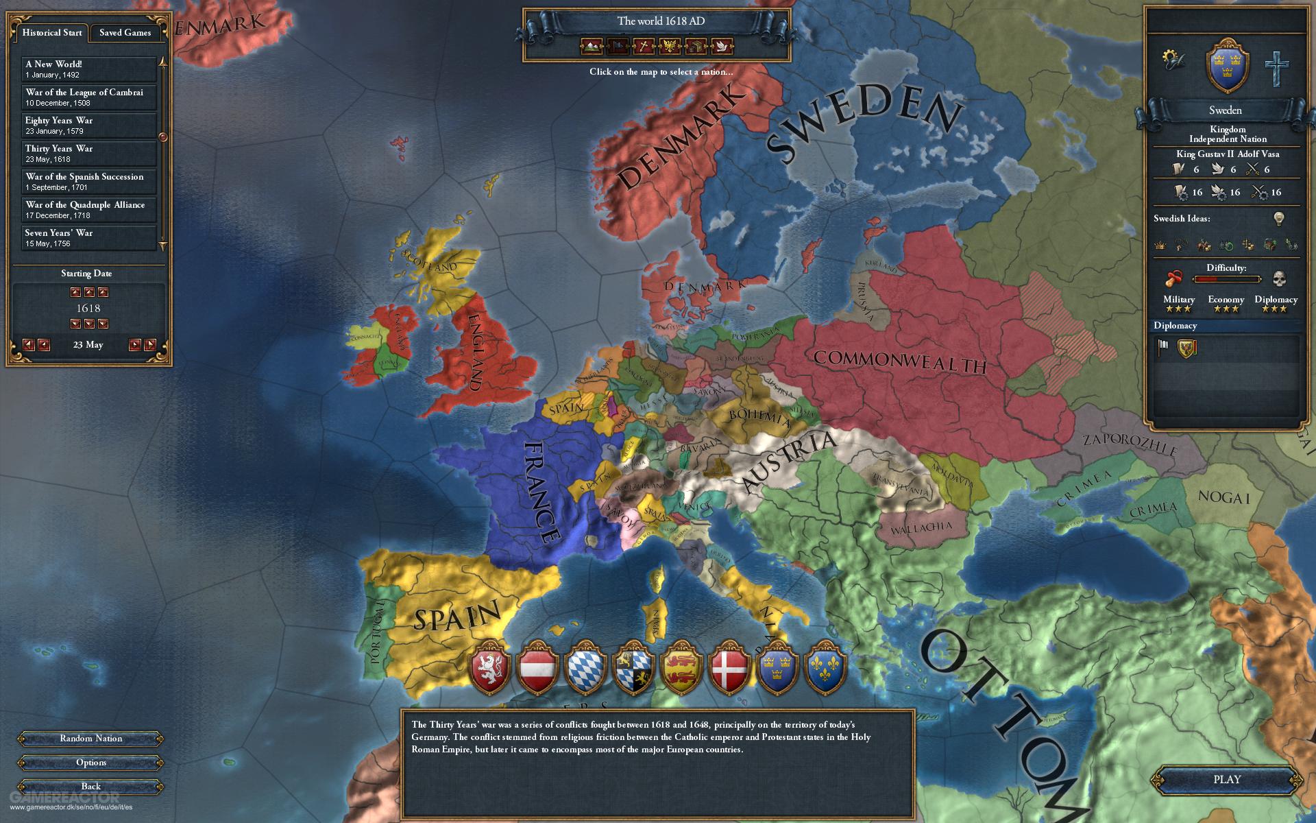 Europa Universalis Iv Análisis Gamereactor