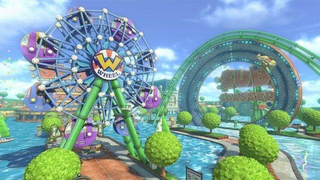 El Parque De Atracciones De Dibujos Animados Ven A Jugar: Nintendo Entra En Los Parques De Atracciones