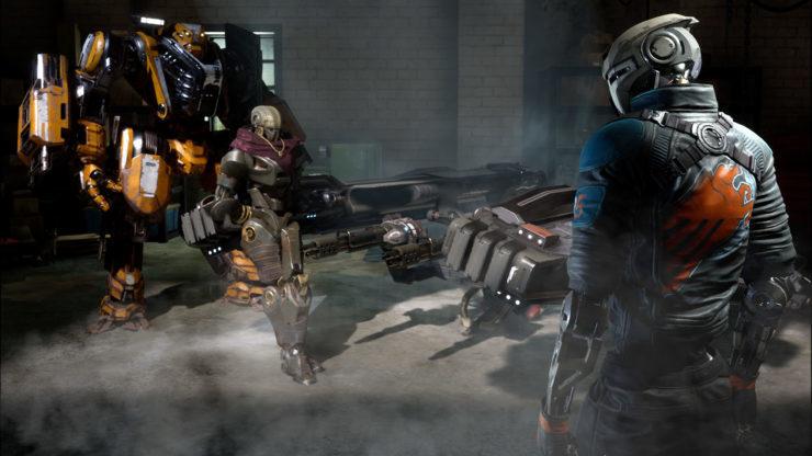 Disintegration se lleva V1 Interactive por delante