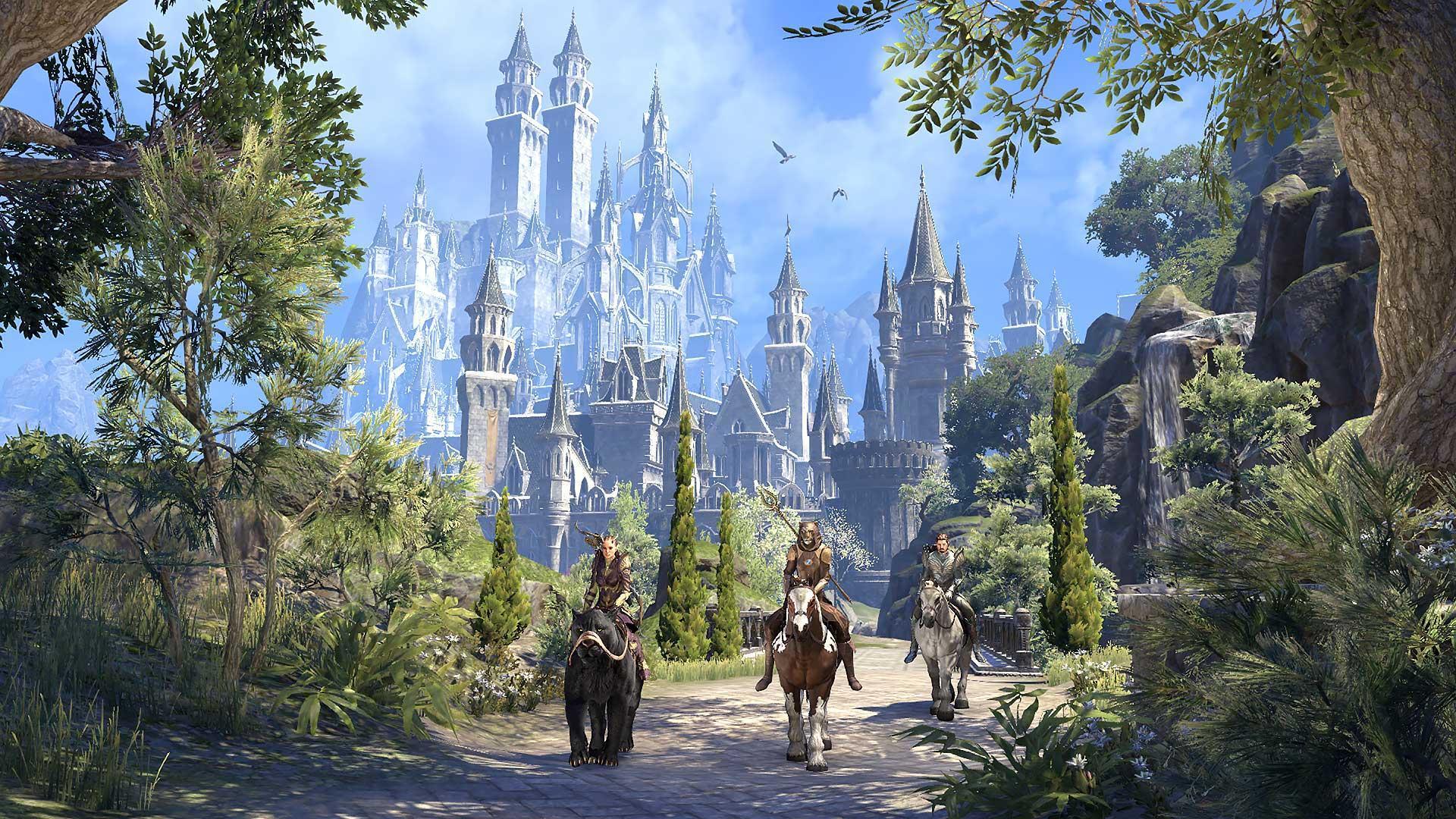 Imágenes De The Elder Scrolls Online Summerset 1213