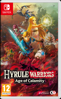 Hyrule Warriors: La Era del Cataclismo