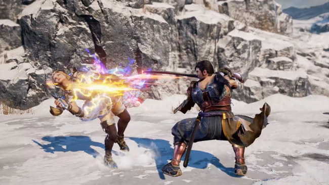 Gameplay completo de Soul Calibur VI