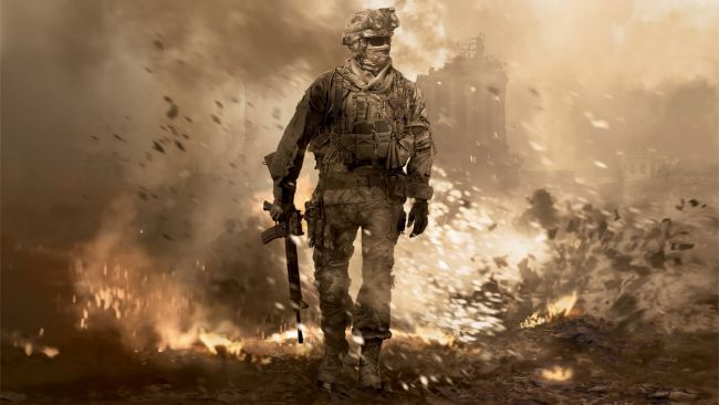 Campaña Remasterizada de Call of Duty: Modern Warfare 2