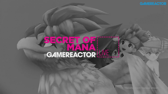 Gameplay largo de Secret of Mana: Remake en PS4