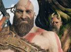 Esta animatrónica de God of War ha desencajado mandíbulas en Sony