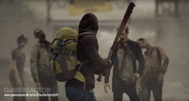 Conoce a Aidan, superviviente de Overkill's The Walking Dead