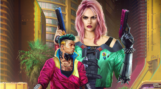 The World of Cyberpunk 2077, el libro que destripa Night City