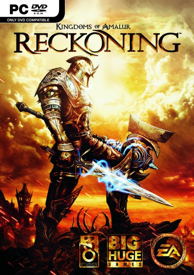 Xbox filtra Kingdoms of Amalur: Re-Reckoning