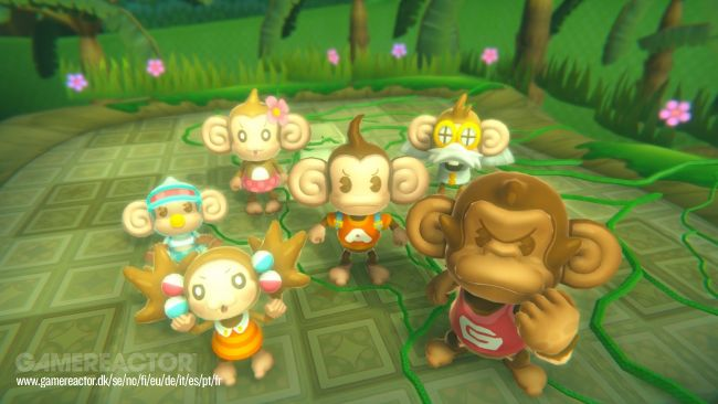 Todo esto mejora Super Monkey Ball: Banana Blitz HD en PC