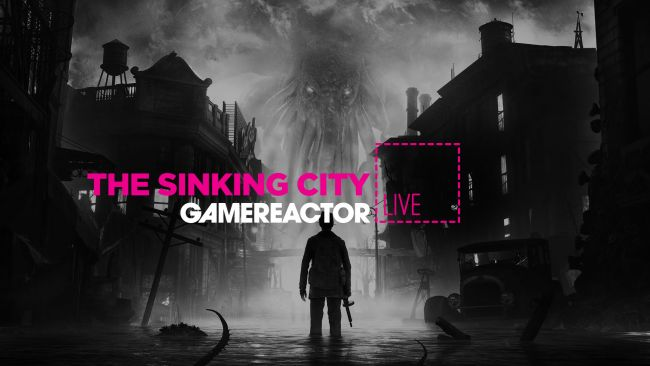 Hoy en GR Live - The Sinking City