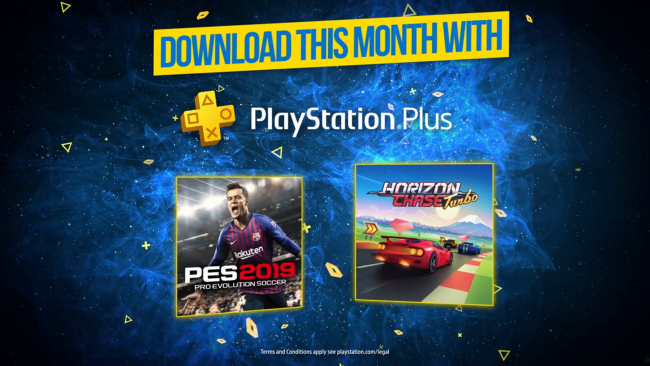 Descarga PES 2019 gratis en PS4 con PS Plus solo este mes