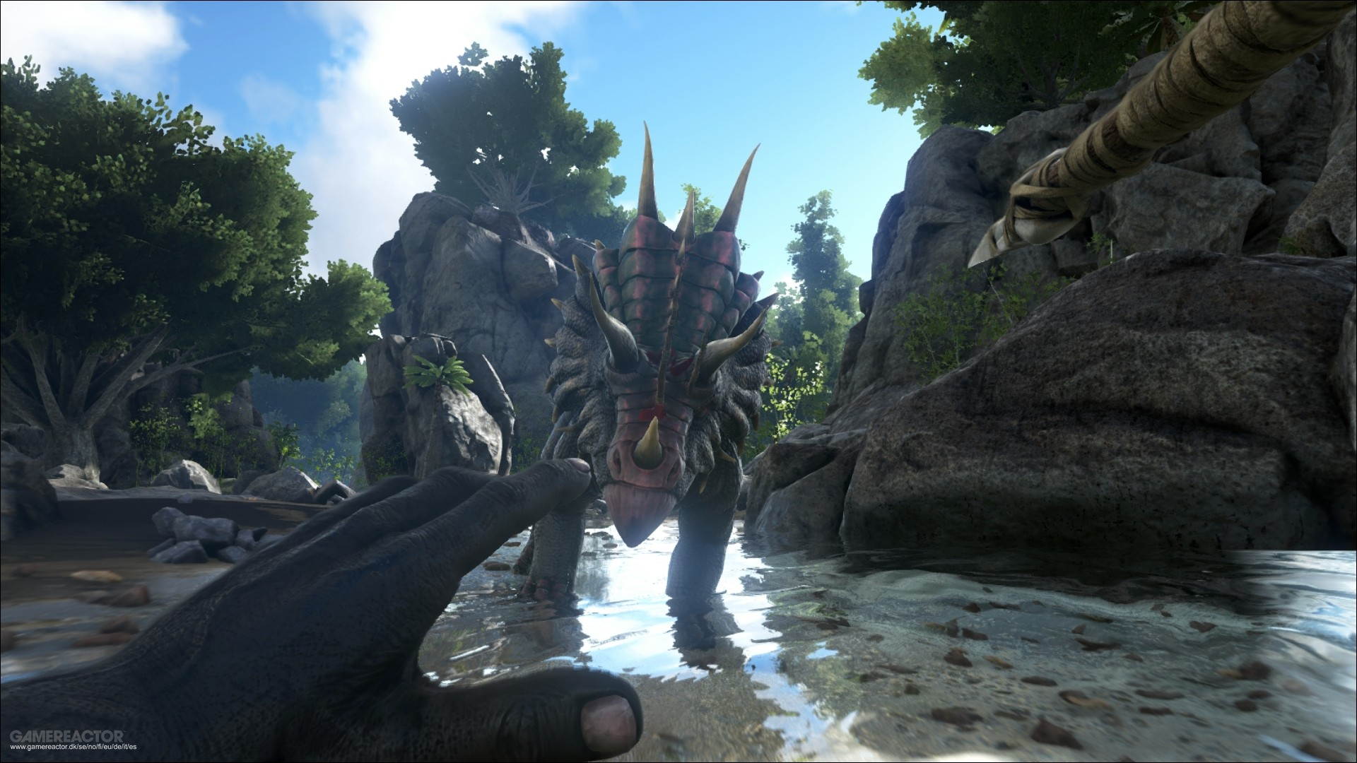 Ark Survival Evolved Impresiones Avance Gamereactor
