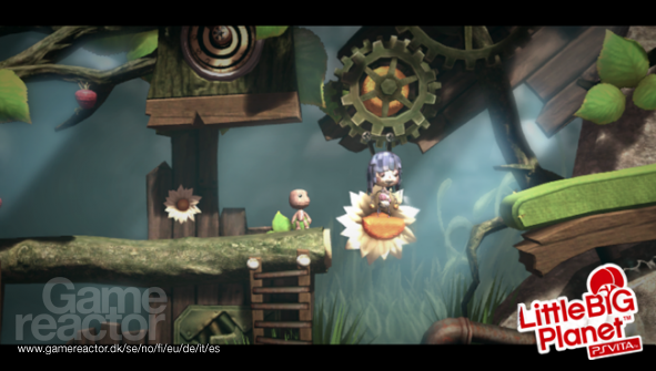 Little Big Planet Vita