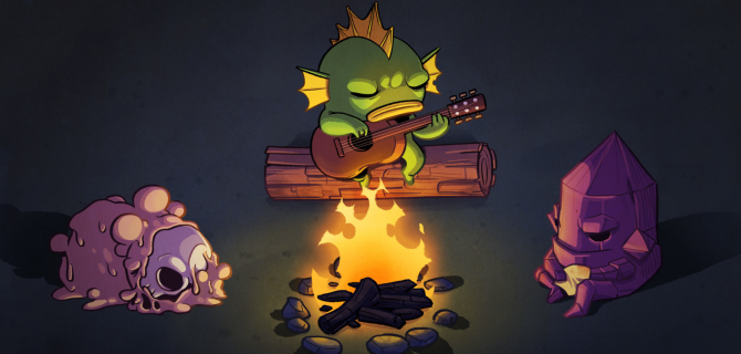 2015 Contacto Indie: Nuclear Throne