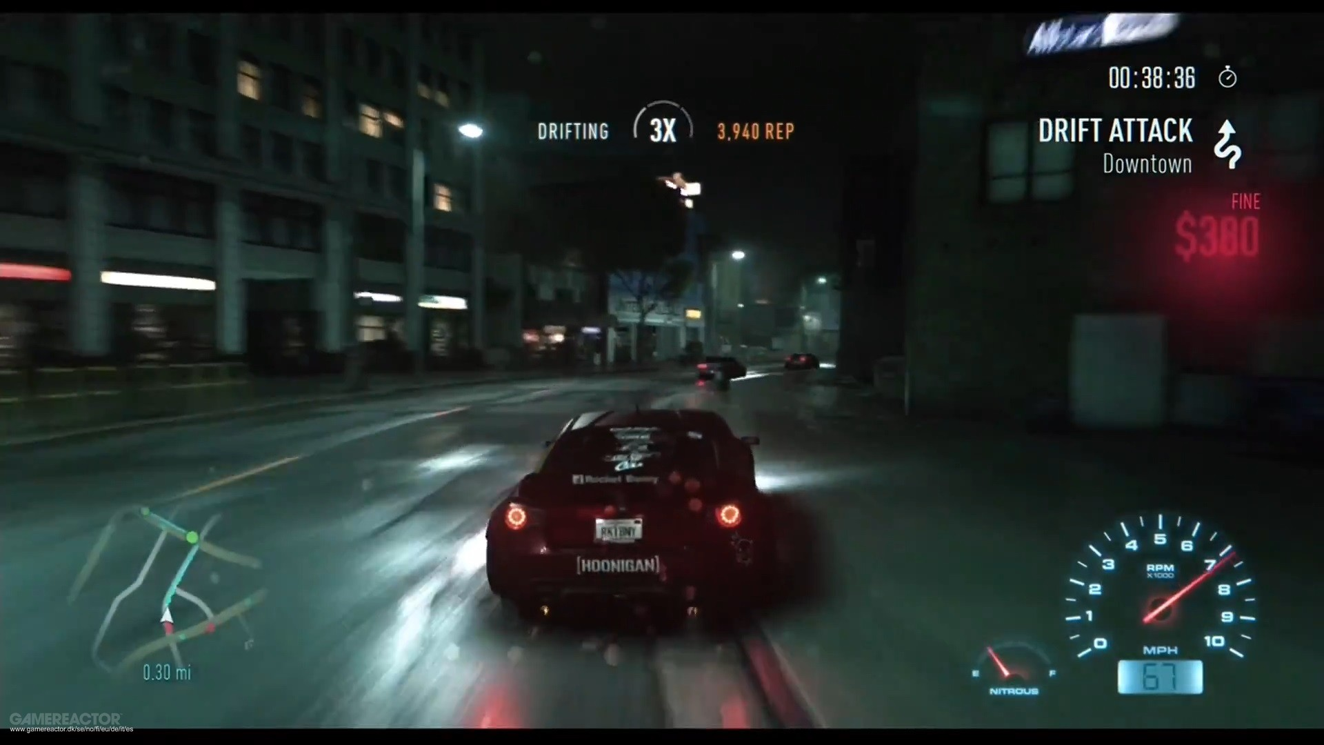 ps4 need for speed 2016. Black Bedroom Furniture Sets. Home Design Ideas