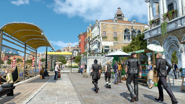 Primer gameplay exclusivo de Final Fantasy XV en PC