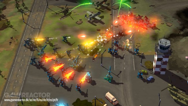 Forged Battalion - impresiones Acceso Anticipado