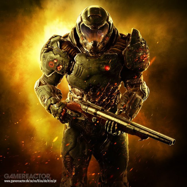 Analizando DOOM con id Software