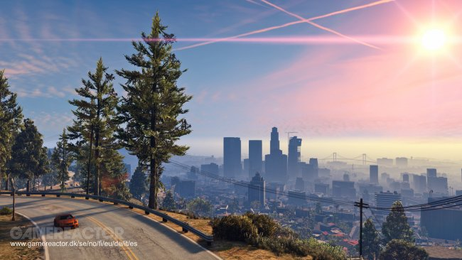Grand Theft Auto V - impresiones PS4 y Xbox One