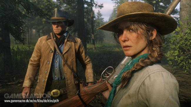 Red Dead Redemption 2 - impresiones