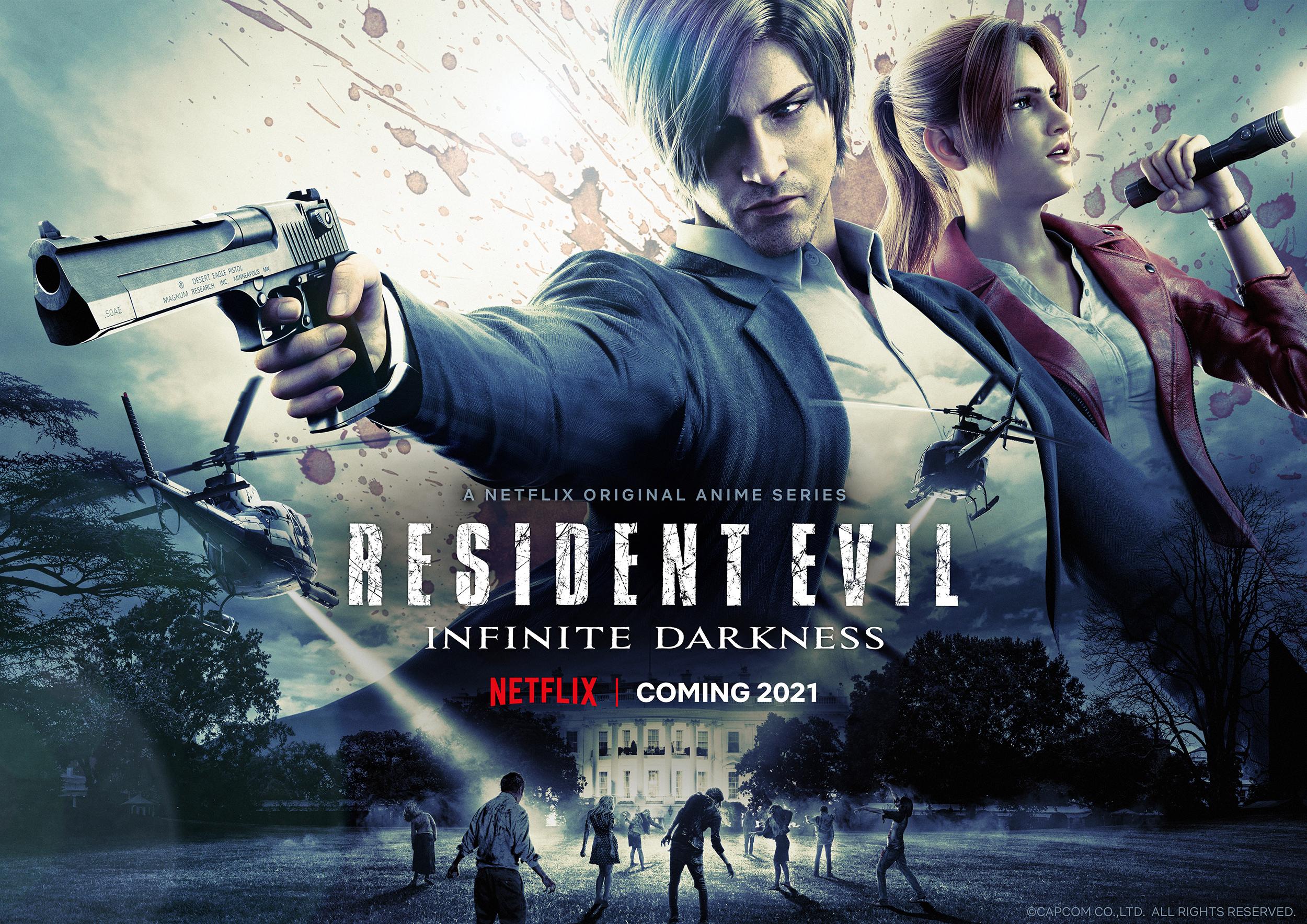 Resident Evil: Oscuridad Infinita recupera a los actores de RE2