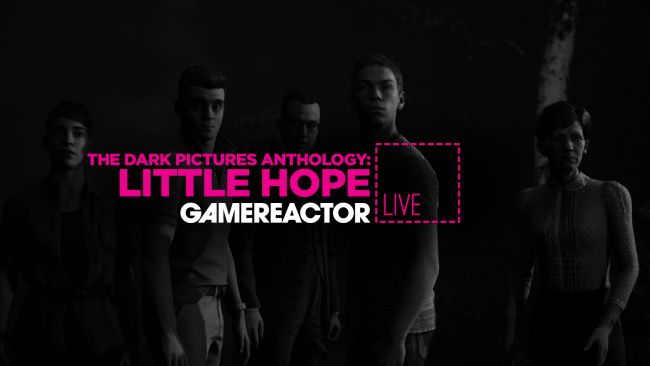Hoy en GR Live - The Dark Pictures: Little Hope