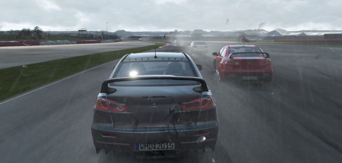 Project CARS - Impresiones