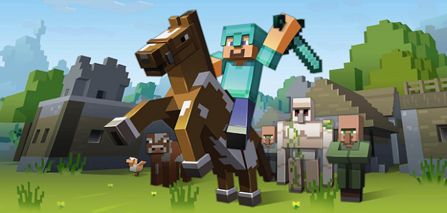 Minecraft PS4 se actualiza gratis para ganar crossplay con Switch y Xbox One