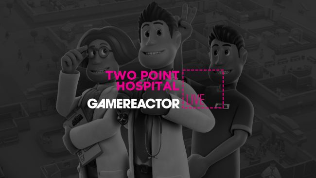 Hoy en GR Live - ¡Regalamos 3 copias de Two Point Hospital!