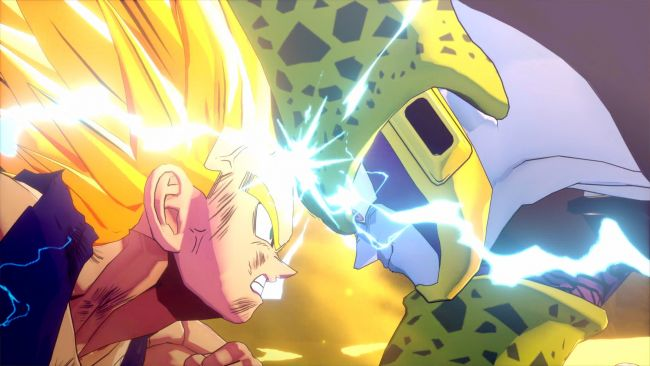 Así se ve la Saga de Cell Saga en Dragon Ball Z: Kakarot