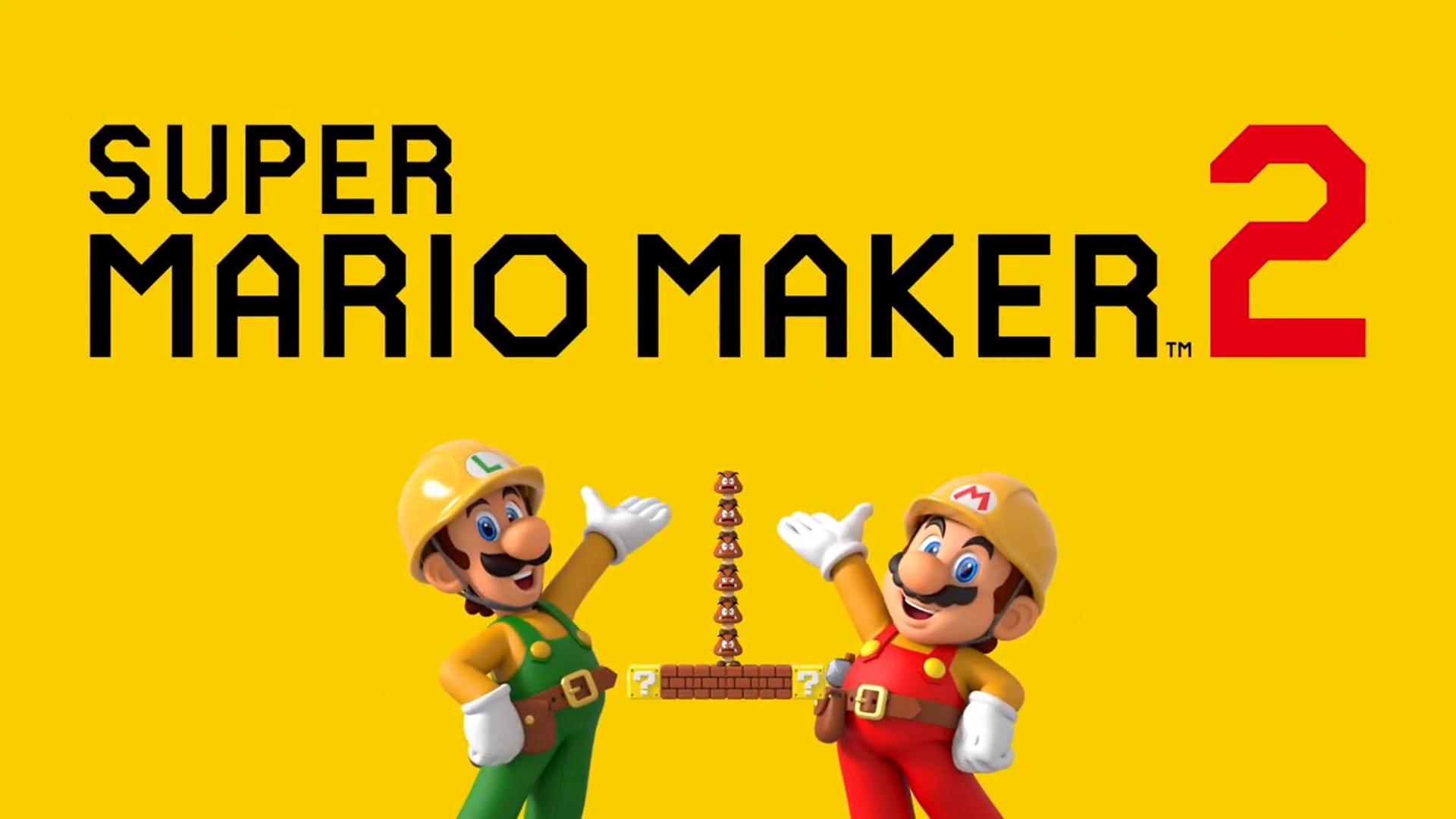 Super Mario Maker 2 ya tiene más de 26 millones de niveles