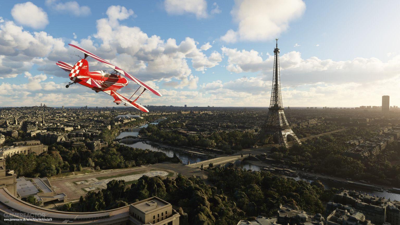 Microsoft Flight Simulator suma 4 países en su cuarta actualización