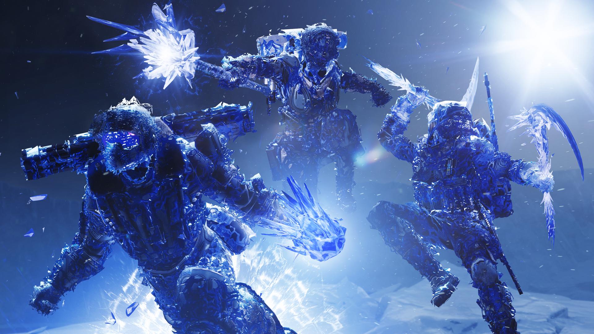 Una nueva era de Destiny 2: Luz, Estasis y Más allá