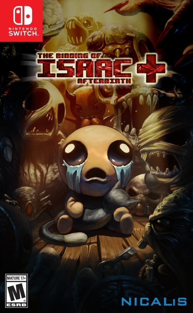 Imágenes De The Binding Of Isaac Afterbirth 1522