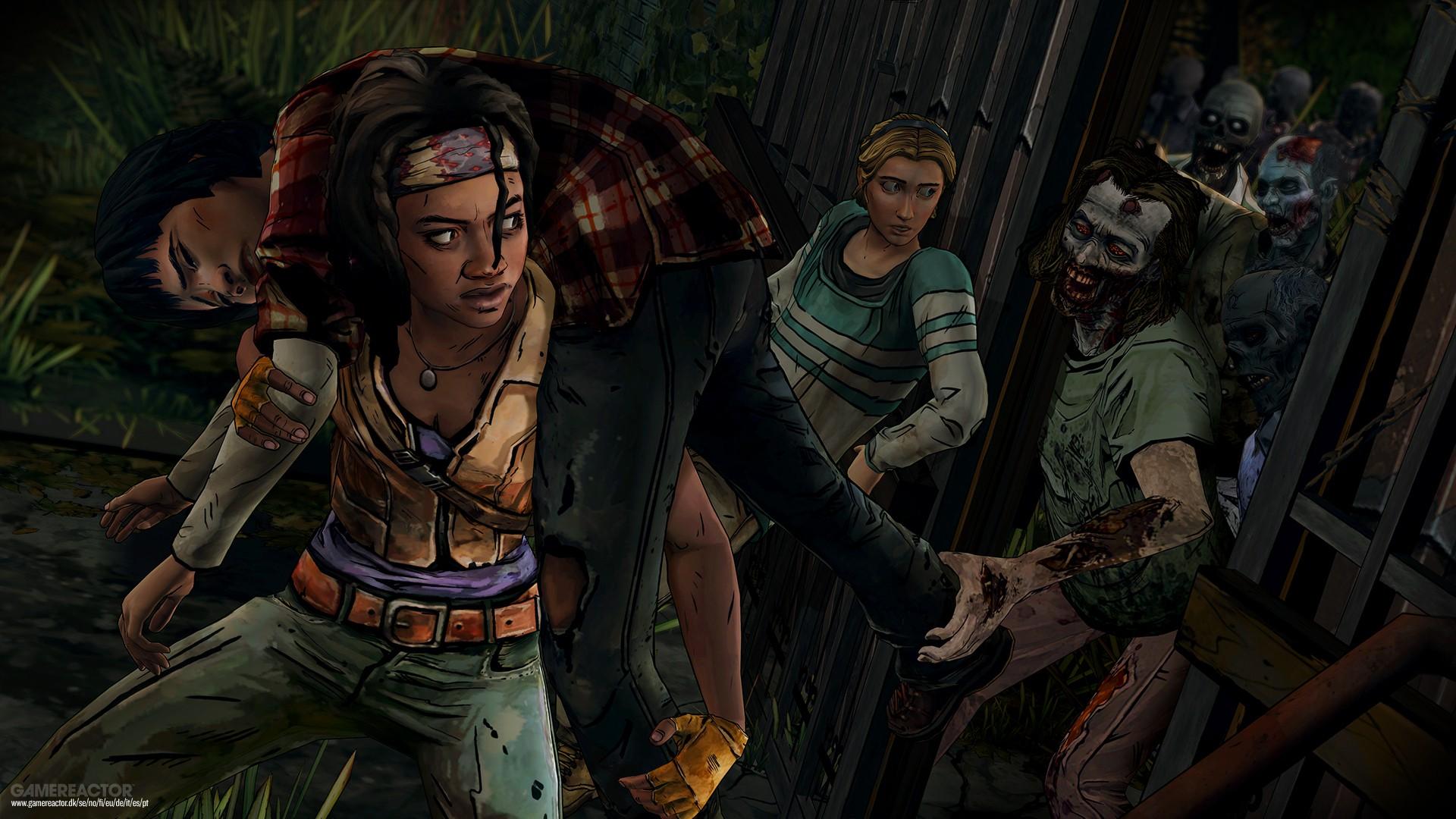 Imágenes de Ya para descargar The Walking Dead: Michonne ...