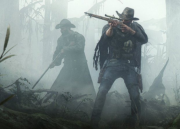 Crytek pasa Hunt: Showdown por Steam Early Access