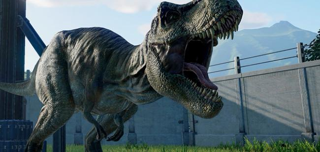 Jurassic World Evolution marca récords en Frontier
