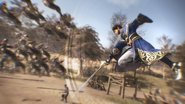 Mira 2 horas de gameplay al cambiado Dynasty Warriors 9