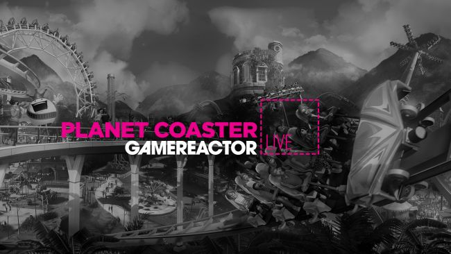 Hoy en GR Live - Planet Coaster: Console Edition en PS5